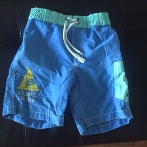 Gap Boys swim trunks